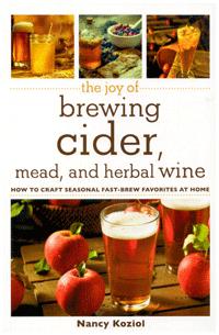 brewing cider
